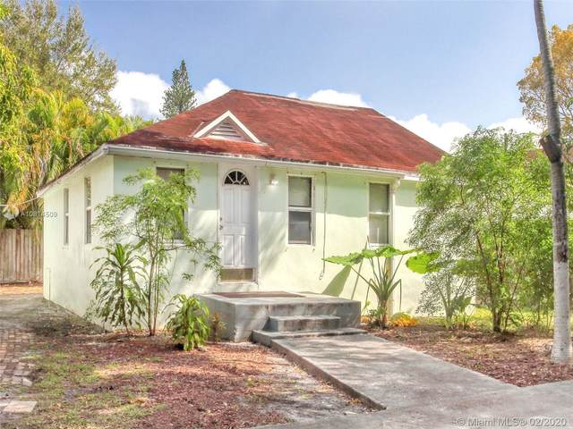 9205 NW 5th Avenue, Miami, FL 33150 (MLS #A10814509) :: ONE   Sotheby's International Realty