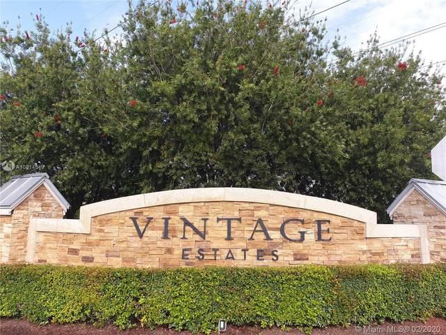 10430 NW 69th Ter, Doral, FL 33178 (MLS #A10814549) :: Berkshire Hathaway HomeServices EWM Realty