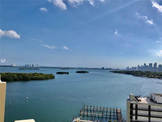 880 NE 69th St Ph L, Miami, FL 33138 (#A10815073) :: Dalton Wade