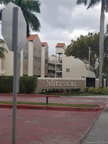 6045 NW 186th St #311, Hialeah, FL 33015 (MLS #A10815173) :: Lucido Global