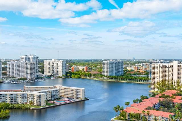 2000 Island Blvd #2507, Aventura, FL 33160 (MLS #A10815478) :: The Riley Smith Group