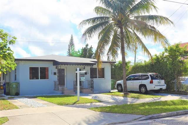 166 NW 41st St, Miami, FL 33127 (MLS #A10815684) :: The Teri Arbogast Team at Keller Williams Partners SW