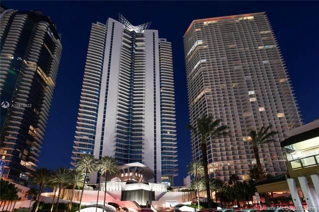 17001 Collins Ave #908, Sunny Isles Beach, FL 33160 (MLS #A10815822) :: Berkshire Hathaway HomeServices EWM Realty