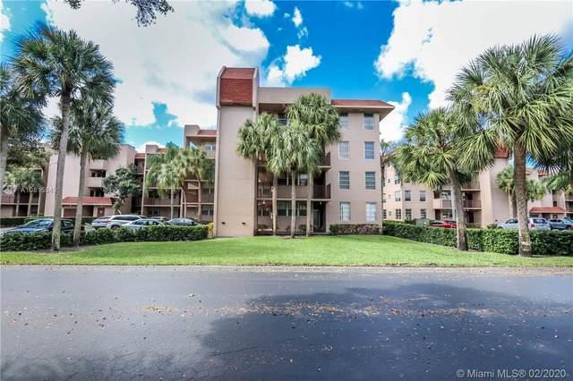 1931 Sabal Palm Dr #408, Davie, FL 33324 (MLS #A10815849) :: Grove Properties