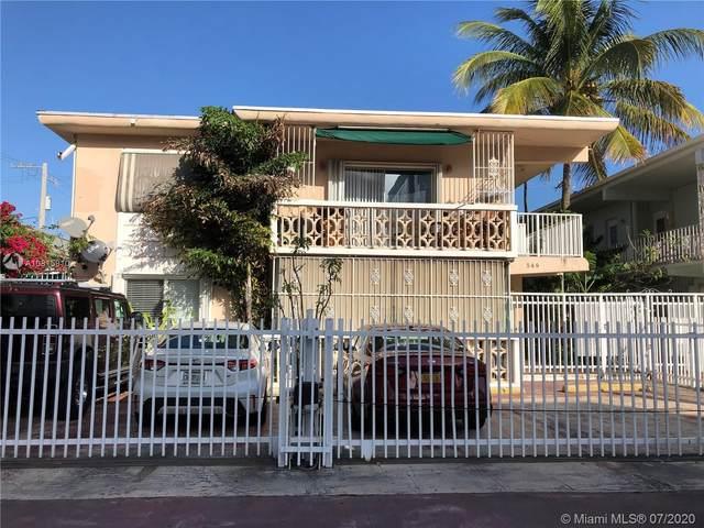 549 Meridian Ave #8, Miami Beach, FL 33139 (MLS #A10815910) :: The Teri Arbogast Team at Keller Williams Partners SW