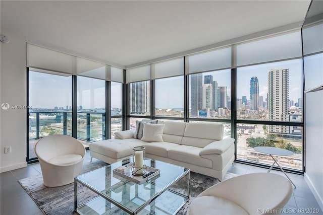 1600 NE 1st Ave #1406, Miami, FL 33132 (MLS #A10815945) :: Carole Smith Real Estate Team