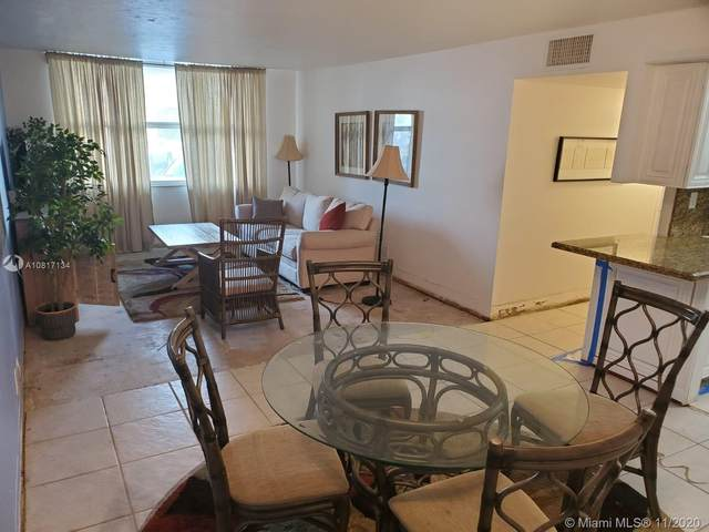 1913 S Ocean Dr #110, Hallandale Beach, FL 33009 (MLS #A10817134) :: Ray De Leon with One Sotheby's International Realty