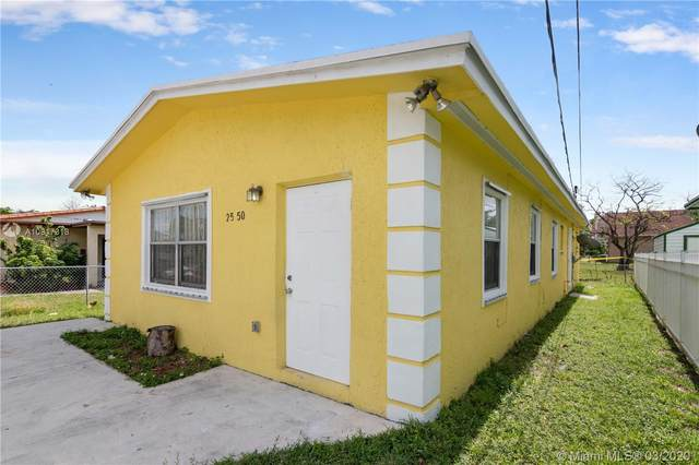 2550 NW 66th St, Miami, FL 33147 (MLS #A10817318) :: The Teri Arbogast Team at Keller Williams Partners SW