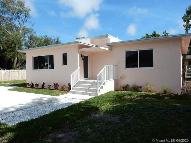 8911 N Miami Ave, El Portal, FL 33150 (MLS #A10817921) :: Lucido Global