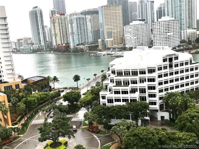 520 Brickell Key Dr A1717, Miami, FL 33131 (MLS #A10818107) :: Berkshire Hathaway HomeServices EWM Realty