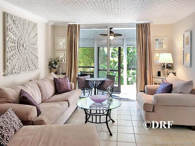 5300 NE 24th Ter 104C, Fort Lauderdale, FL 33308 (MLS #A10818155) :: Douglas Elliman