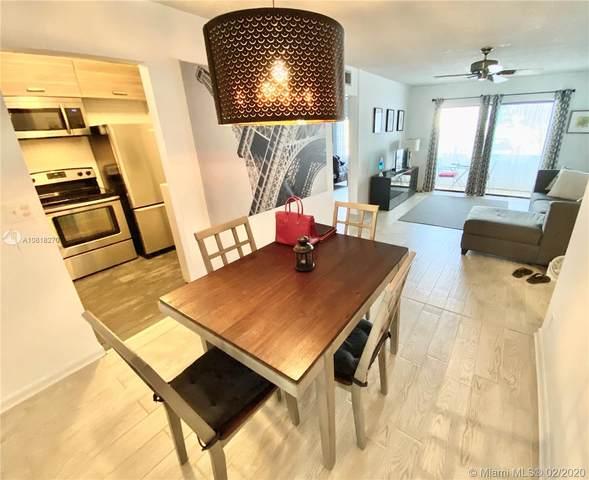 150 Cypress Club Dr #512, Pompano Beach, FL 33060 (MLS #A10818270) :: Grove Properties