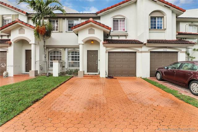 5112 NW 116th Ct #5112, Doral, FL 33178 (MLS #A10818792) :: RE/MAX