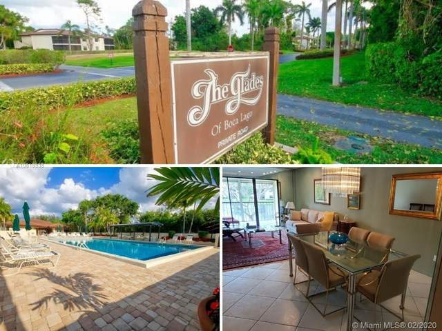 21719 Arriba Real 26-D, Boca Raton, FL 33433 (MLS #A10818938) :: Castelli Real Estate Services