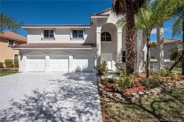 848 Crestview Cir, Weston, FL 33327 (#A10819222) :: Real Estate Authority