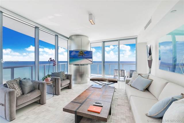 17001 Collins Ave #1908, Sunny Isles Beach, FL 33160 (MLS #A10819437) :: The Teri Arbogast Team at Keller Williams Partners SW