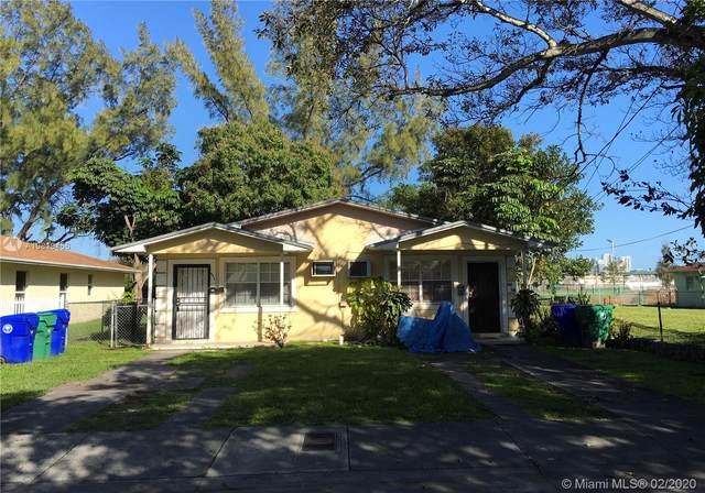 4811-4813 NW 15th Ave, Miami, FL 33142 (MLS #A10819466) :: Patty Accorto Team