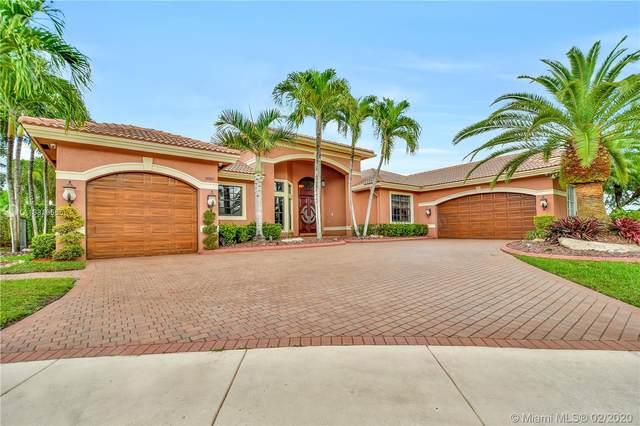 14807 SW 36th St, Davie, FL 33331 (MLS #A10819555) :: Grove Properties