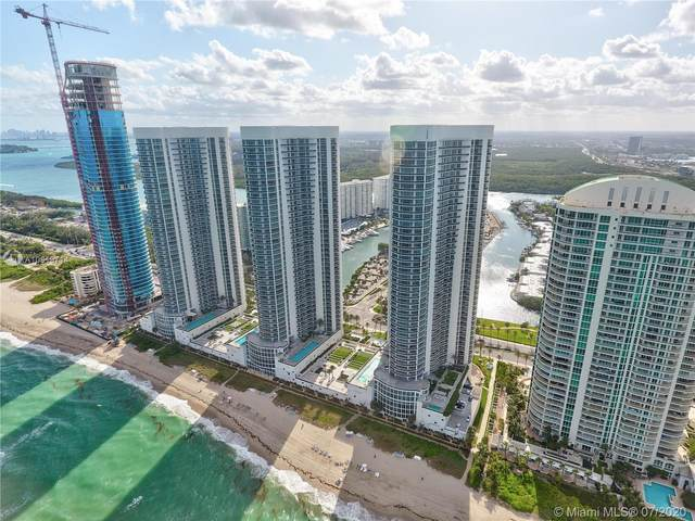 16001 Collins Ave #1407, Sunny Isles Beach, FL 33160 (MLS #A10819714) :: Carole Smith Real Estate Team