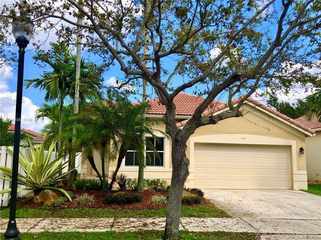 812 Tanglewood Cir, Weston, FL 33327 (MLS #A10819946) :: THE BANNON GROUP at RE/MAX CONSULTANTS REALTY I