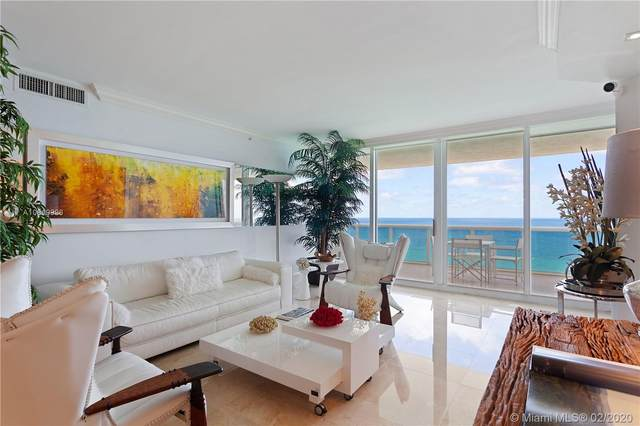 4779 Collins Ave 3201/3202, Miami Beach, FL 33140 (MLS #A10819996) :: ONE Sotheby's International Realty