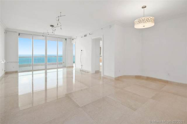 16051 Collins Ave #2802, Sunny Isles Beach, FL 33160 (MLS #A10820003) :: The Teri Arbogast Team at Keller Williams Partners SW
