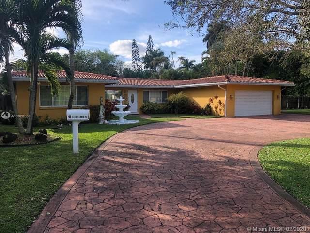 41 N Fig Tree Lane, Plantation, FL 33317 (MLS #A10820531) :: Grove Properties