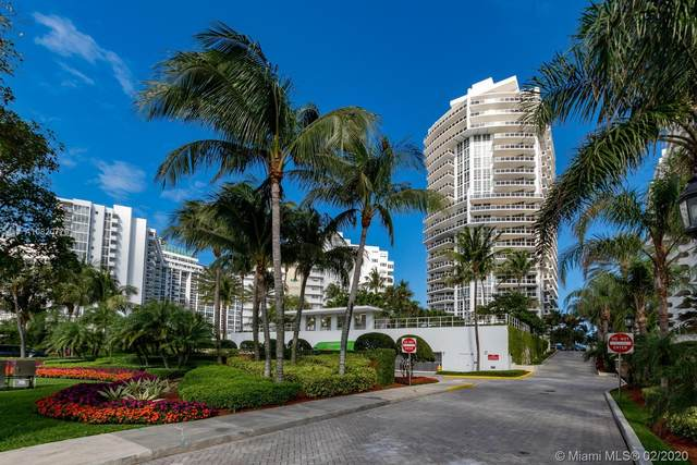 10225 Collins Ave #704, Bal Harbour, FL 33154 (MLS #A10820779) :: Green Realty Properties