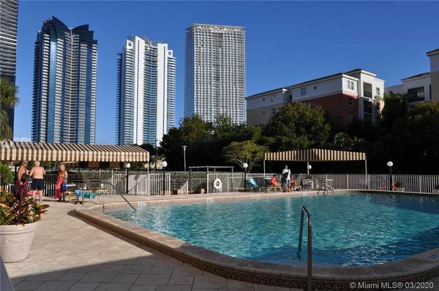 200 172nd St #405, Sunny Isles Beach, FL 33160 (MLS #A10821348) :: United Realty Group