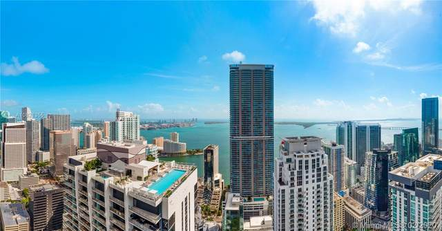 1000 Brickell Plaza Lph 5701, Miami, FL 33131 (MLS #A10821355) :: The Howland Group