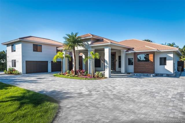 1851 SW 115th Ave, Davie, FL 33325 (MLS #A10821626) :: The Levine Team