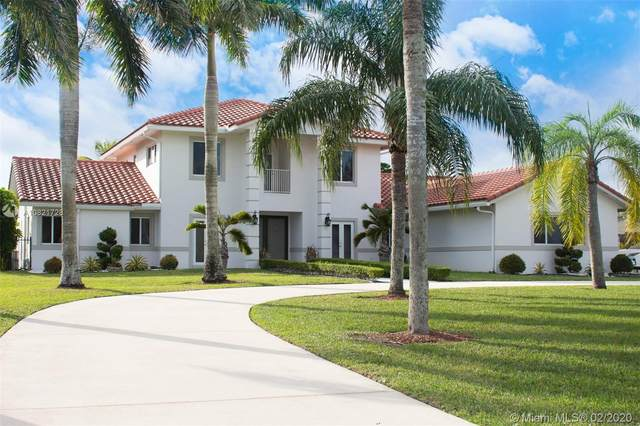 5121 SW 210th Ter, Southwest Ranches, FL 33332 (#A10821728) :: Real Estate Authority