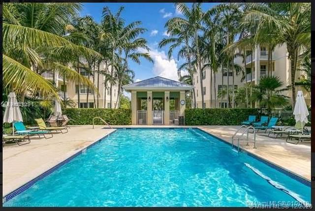 7532 SW 102nd St #402, Pinecrest, FL 33156 (MLS #A10821823) :: Green Realty Properties