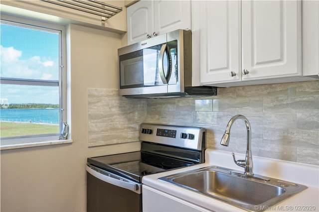 10281 E Bay Harbor Dr A5, Bay Harbor Islands, FL 33154 (MLS #A10821879) :: Green Realty Properties