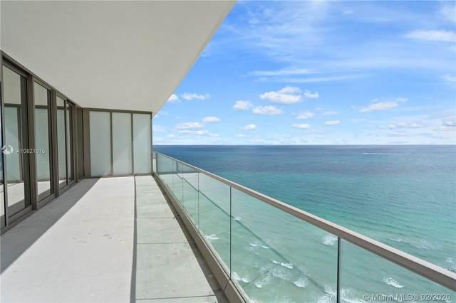 18975 Collins Ave #2403, Sunny Isles Beach, FL 33160 (MLS #A10821915) :: Berkshire Hathaway HomeServices EWM Realty