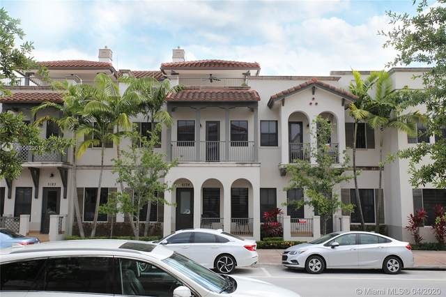 5179 NW 84th Ave #5179, Miami, FL 33166 (MLS #A10822012) :: THE BANNON GROUP at RE/MAX CONSULTANTS REALTY I