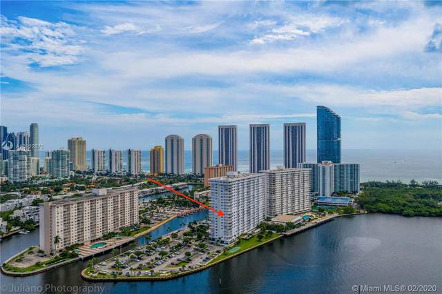 500 Bayview Dr #1222, Sunny Isles Beach, FL 33160 (MLS #A10822370) :: Berkshire Hathaway HomeServices EWM Realty