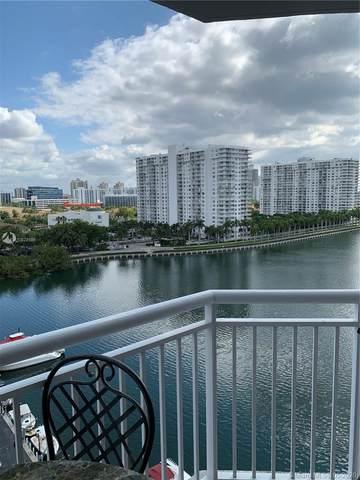 18081 Biscayne Blvd #1102, Aventura, FL 33160 (#A10822598) :: Real Estate Authority