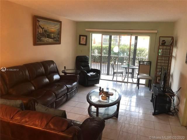 220 SW 9th Ave #116, Hallandale Beach, FL 33009 (MLS #A10822613) :: Castelli Real Estate Services