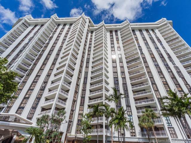 4000 Towerside Ter #1203, Miami Shores, FL 33138 (MLS #A10822710) :: Grove Properties