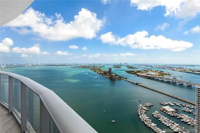 488 NE 18th St #4812, Miami, FL 33132 (MLS #A10822722) :: The Howland Group