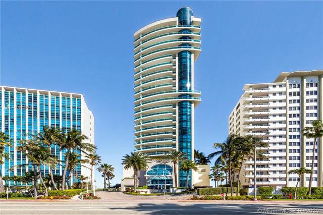 5025 Collins Ave #1503, Miami Beach, FL 33140 (MLS #A10822948) :: Ray De Leon with One Sotheby's International Realty