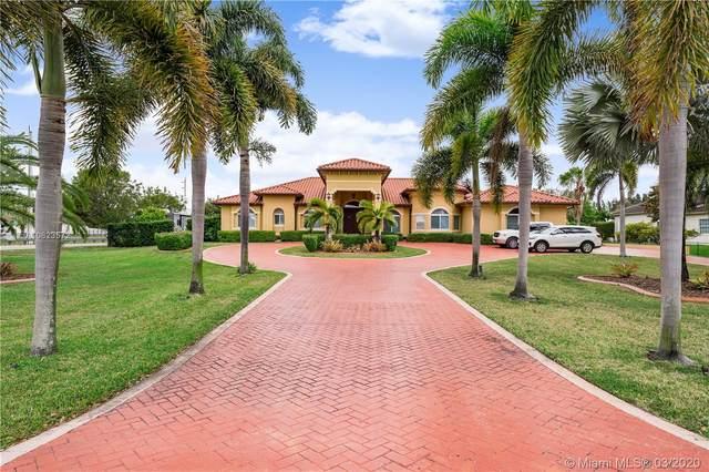 4080 SW 141st Ave, Miramar, FL 33027 (MLS #A10823572) :: ONE | Sotheby's International Realty