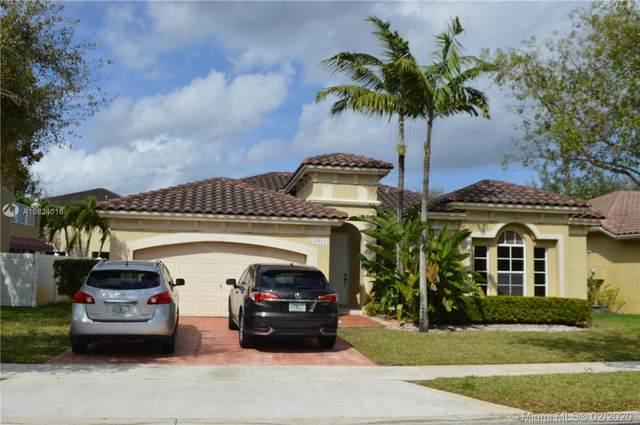 14111 SW 54th St, Miramar, FL 33027 (MLS #A10824016) :: Berkshire Hathaway HomeServices EWM Realty