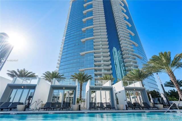851 NE 1st Av #3509, Miami, FL 33132 (MLS #A10824547) :: Albert Garcia Team