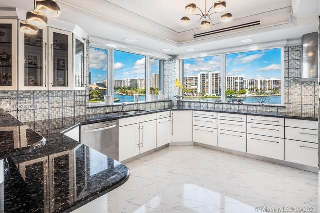 12 Seacrest Parkway #3, Hollywood, FL 33019 (MLS #A10824575) :: Re/Max PowerPro Realty