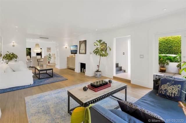 4228 Alton Rd, Miami Beach, FL 33140 (MLS #A10824963) :: Castelli Real Estate Services