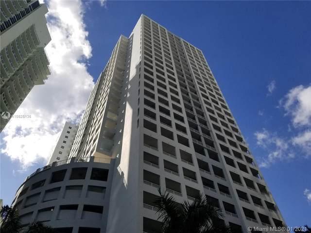 170 SE 14th St #1407, Miami, FL 33131 (MLS #A10825136) :: Patty Accorto Team