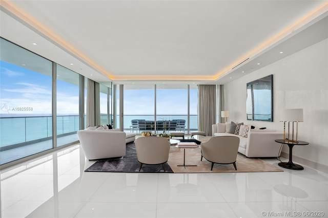 10203 Collins Ave #1001, Bal Harbour, FL 33154 (MLS #A10825558) :: Castelli Real Estate Services