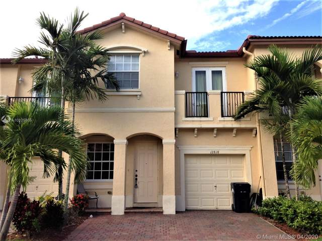 12818 SW 135th St, Miami, FL 33186 (MLS #A10825805) :: THE BANNON GROUP at RE/MAX CONSULTANTS REALTY I